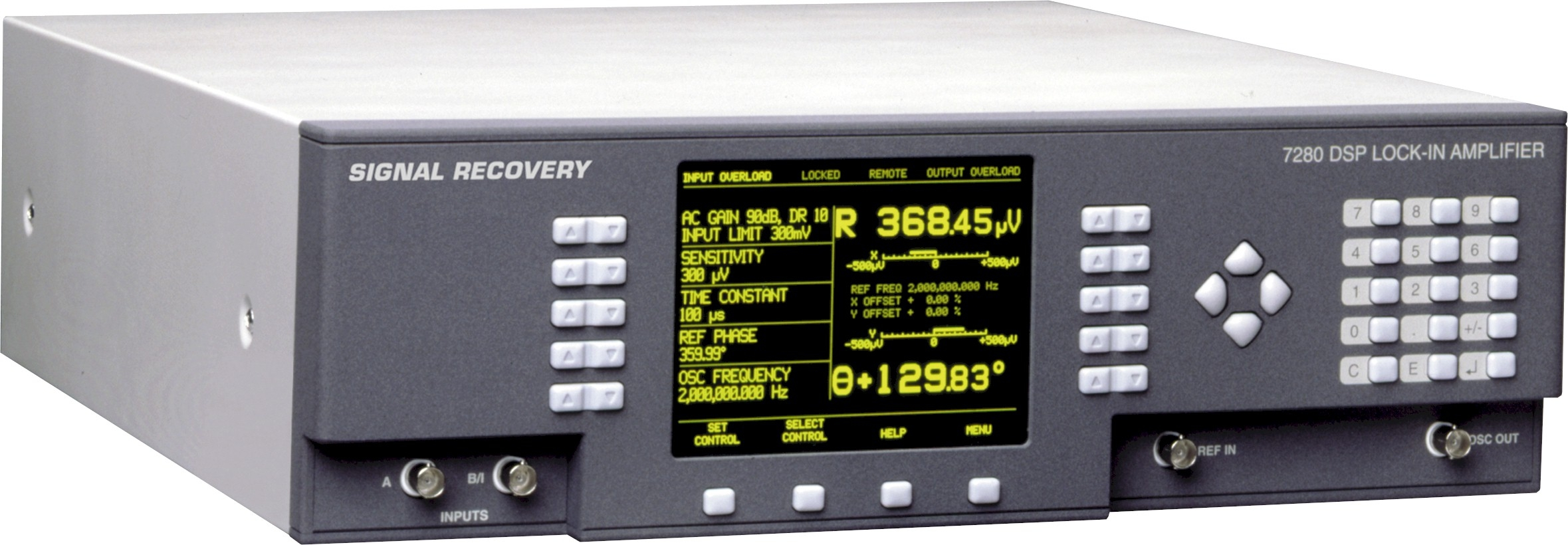 Signal Recovery Model 7280