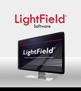 LightField-software Princeton Instruments