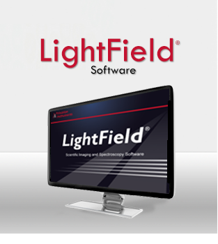LightField-software Princeton Instruments
