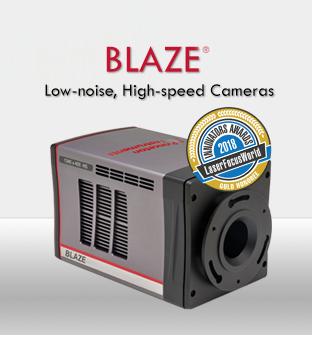 BLAZE-Cameras Princeton Instruments - Te Lintelo Systems
