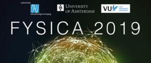 Fysica 2019 – April 5th 2019 Amsterdam