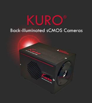 KURO-cameras-light-black Princeton Instruments - Te Lintelo Systems