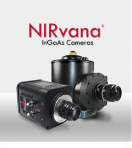 NIRvana NIR SWIR cameras Princeton Instruments - Te Lintelo Systems