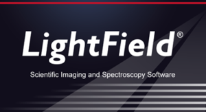 Princeton Instruments - LightField software