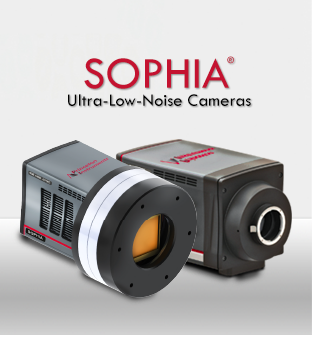 SOPHIA-products - Princeton Instruments - Te Lintelo Systems