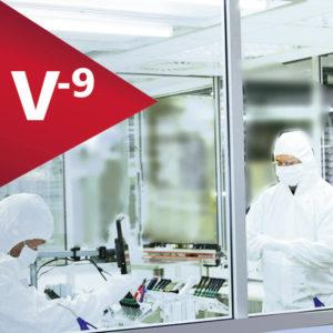 V-9 Vacuum System OWIS