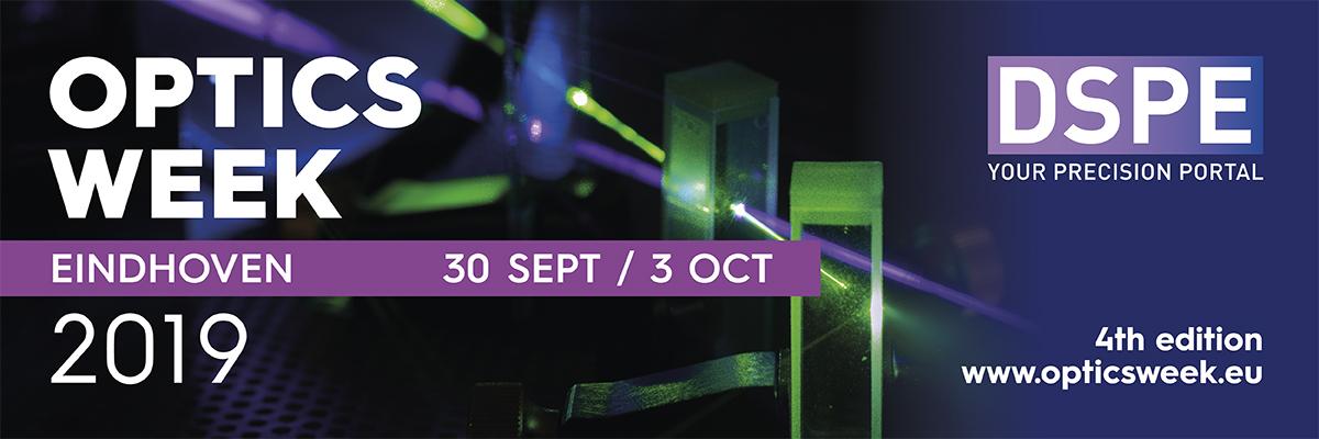 DSPE Optics And Optomechanics Symposium & Fair
