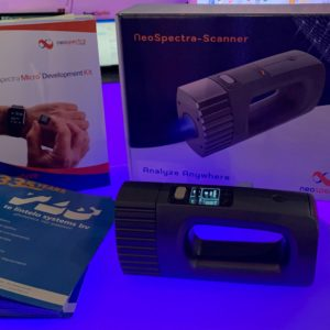 AGRIFOOD Te Lintelo Systems Neospectra Scanner