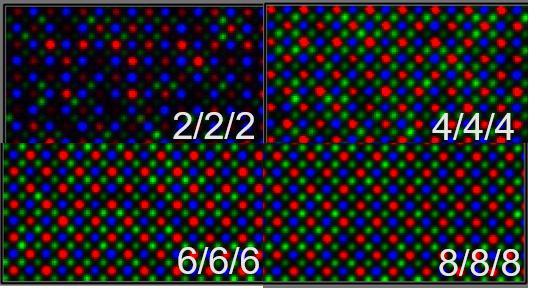 Bringing True Colors To MicroLED Displays