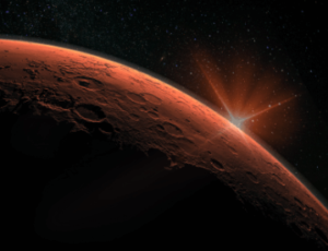 VPH Grating On Mars 2020 Mission