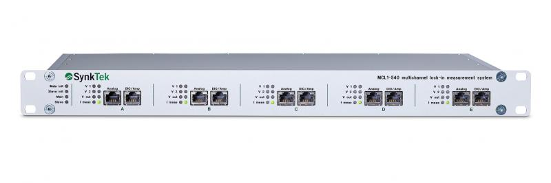SynkTek Replacement of Signal Recovery's Lock-In Amplifiers: SynkTek MCL1-540